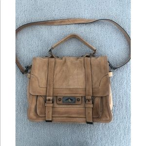Frye Cameron Satchel bag Natural